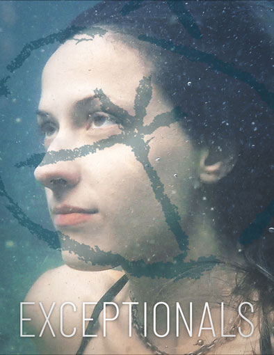 Exceptionals series bible cover art and featured image