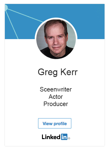Greg Kerr's LinkedIn Profile Badge