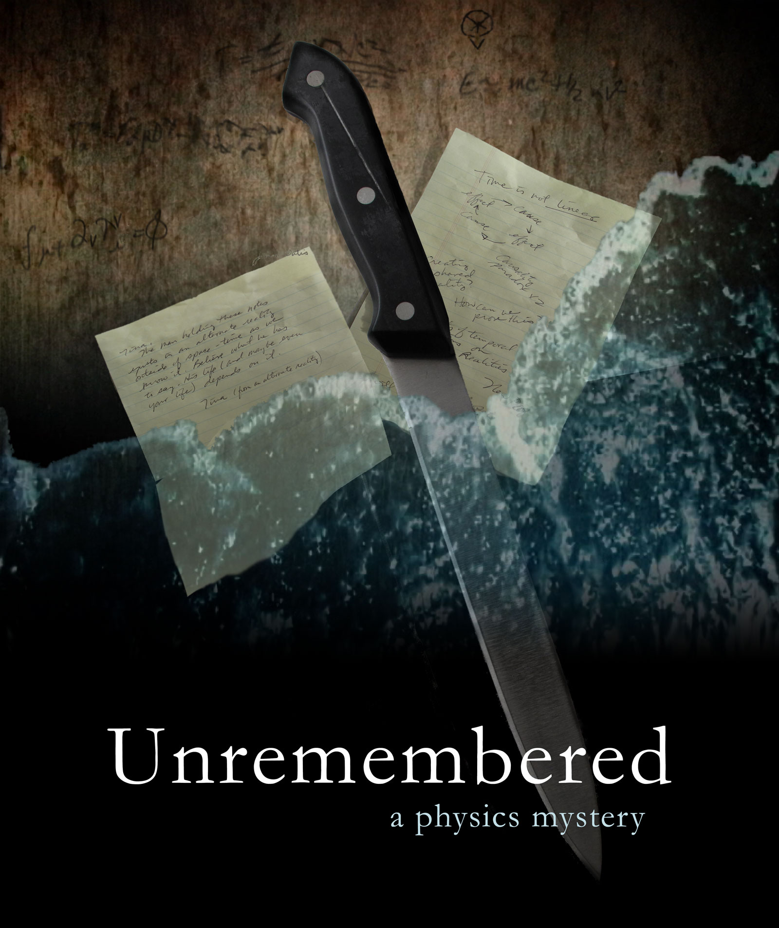 Unremembered TV Series Poster
